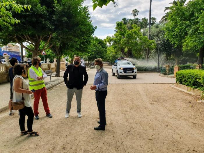 Sueca intensifica els tractaments contra la rantella, mosca negra i mosquit tigre