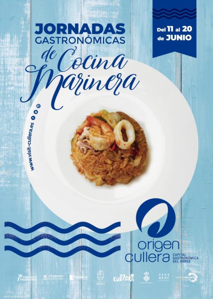 La gastronomia marinera protagonista a Cullera este mes de juny