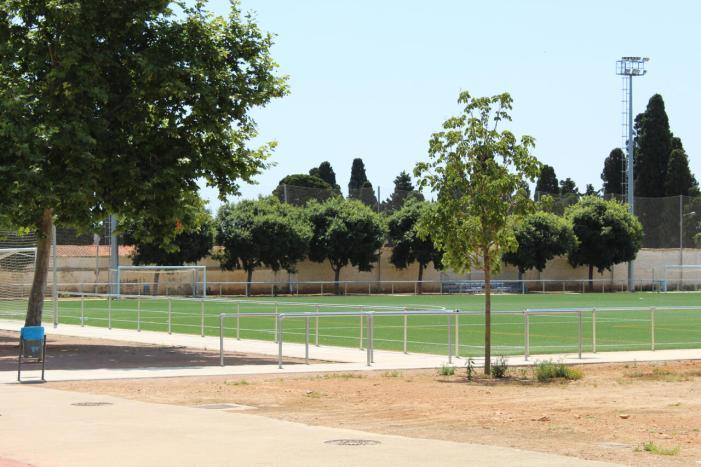 EL TSJ revalida la legalitat del procediment dut a terme per l'Ajuntament d'Almussafes per a l'adquisició dels terrenys destinats a l'ampliació de la zona esportiva