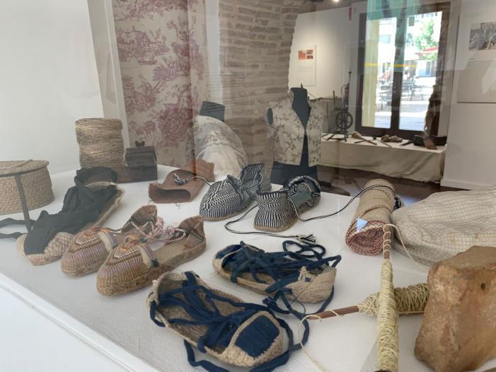 Una nova exposició a Aldaia parla dels usos del Cànem a la cultura valenciana