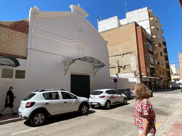 PP  de Torrent: Folgado denuncia que es vaja a destinar 5,3 milions al Cinema Cervantes en comptes de destinar-lo a neteja, seguretat ciutadana i ajudar als emprenedors de Torrent