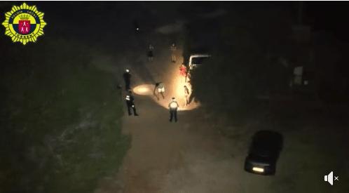 La Policia Local de Torrent posa en marxa l'ús de drons per a previndre les aglomeracions durant el cap de setmana