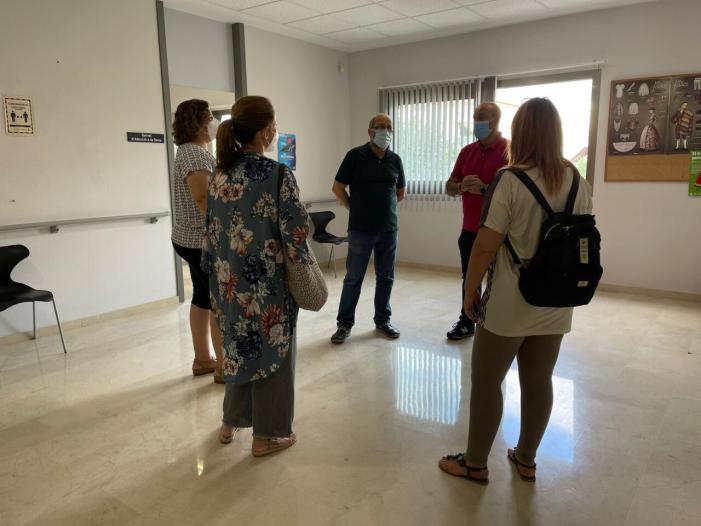 L'Ajuntament de Massamagrell amplia la seua plantilla amb 4 persones del programa EMCORP