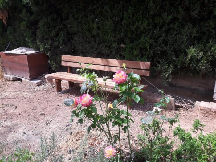 L'Ajuntament d'Alaquàs realitza treballs de millora i manteniment als horts urbans