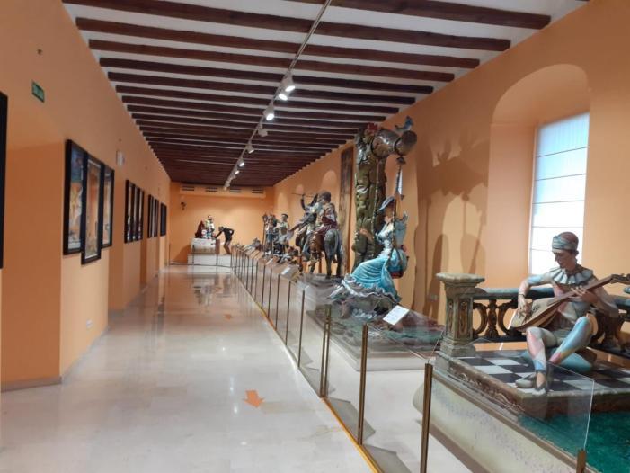 El Museu Faller de València reestructura els fons exhibits per ressaltar la coherència, el valor i la singularitat de cada col·lecció