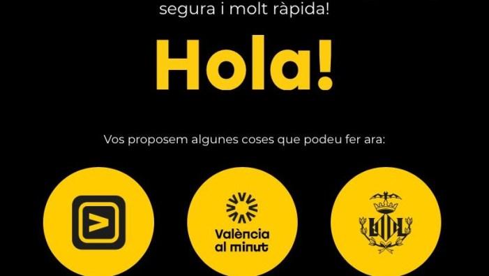 València estrena portal d'accés a la xarxa gratuïta WIFI4EU que ja compta amb més de 300 punts en els barris