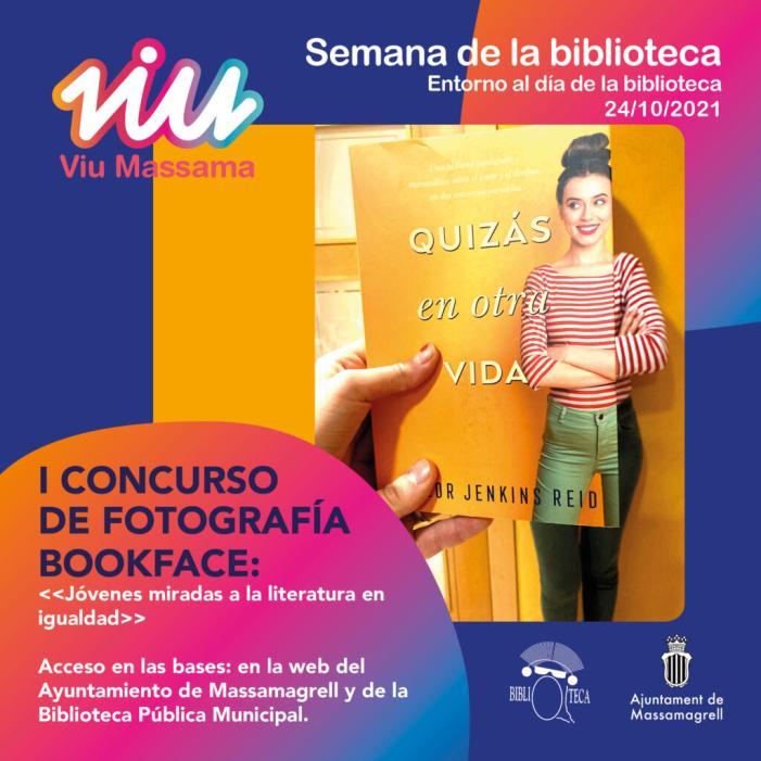 Massamagrell convoca l'I Concurs de fotografia Bookface