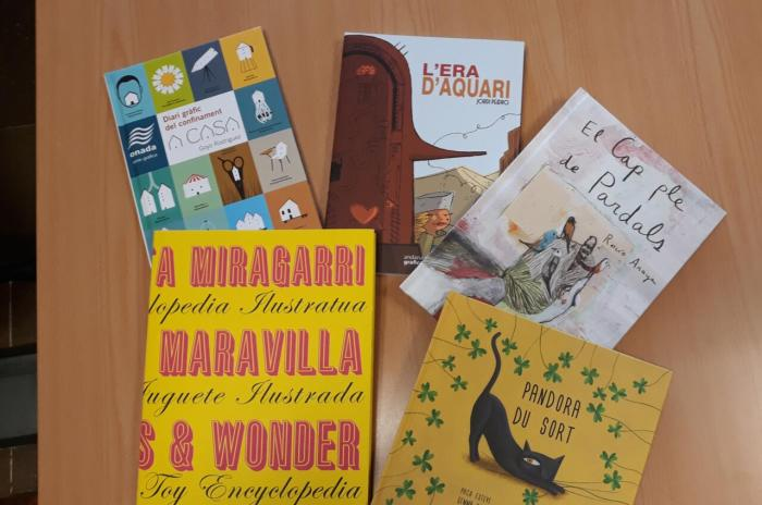 Cultura atorga els premis als llibres millor editats en 2020 i a les llibreries que millor fomenten la lectura