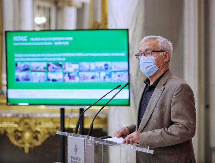 València impulsa una aliança per desenvolupar l'hidrogen verd en el sector del transport i la logística a l'àrea metropolitana i el port