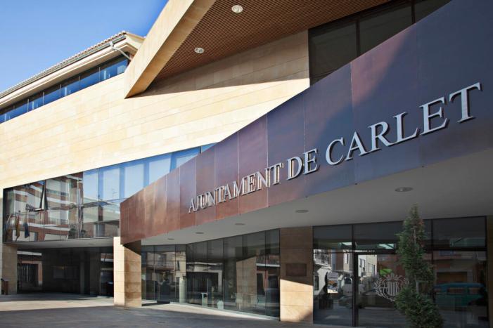 Carlet convertirà el nucli històric en zona de vianants