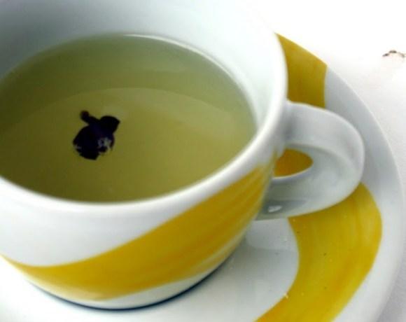 Tè verde all'anice stellato e limone