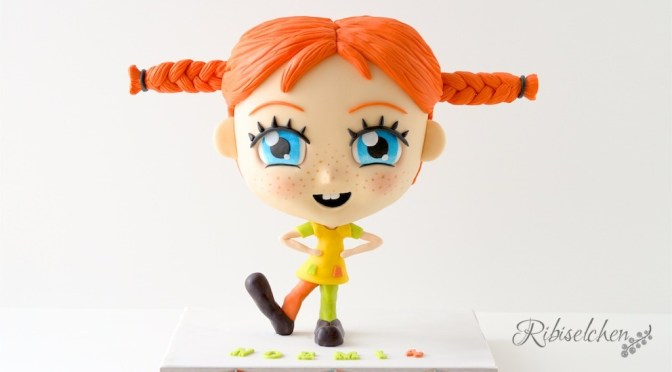 Pippi Langstrumpf Party Mit 3d Torte