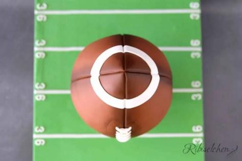 Football-Torte 11