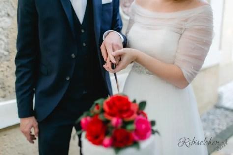 Hochzeitstorte Rosen 18