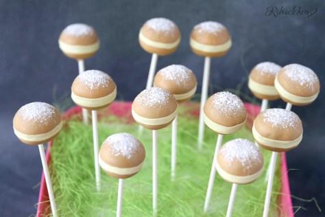 Krapfen Cake Pops 4