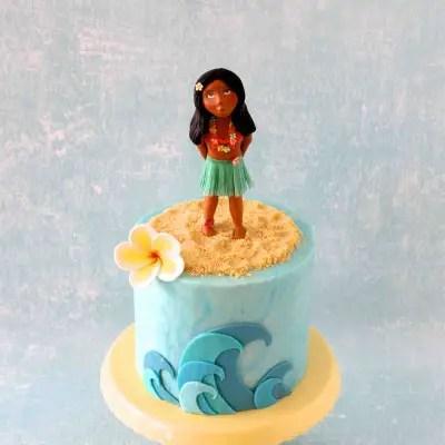 Hawaii Torte