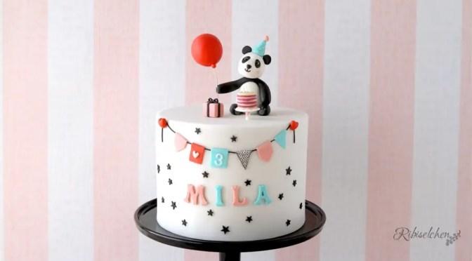 Panda Party zum 3. Geburtstag
