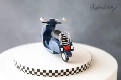 Motorrad aus marzipan modellieren anleitung