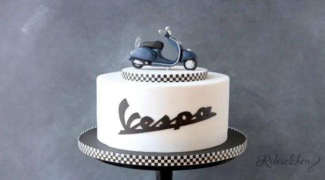 Vespa Torte