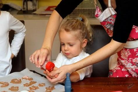 Kekse backen mit Kindern