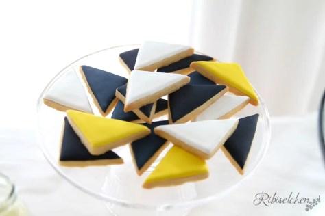 Kekse Dreieck