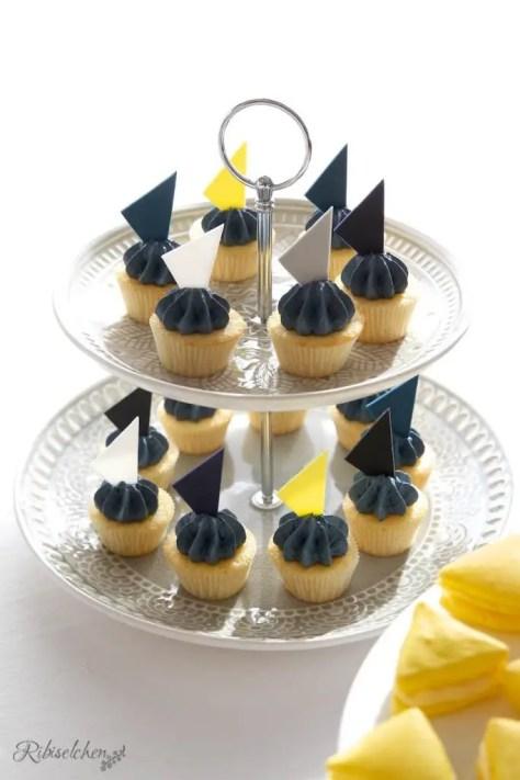 Weintrauben Cupcakes