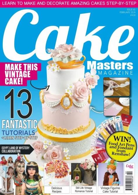 Cake Masters February 2018
