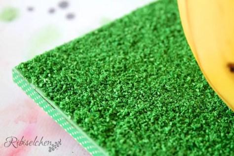 essbares Gras