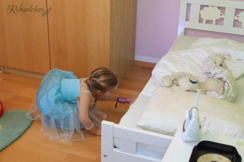 Schatzsuche für Kindergeburtstag zu Hause