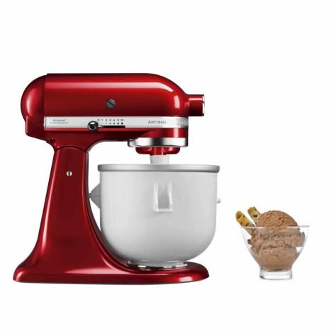 KitchenAid Zubehör Eismaschine