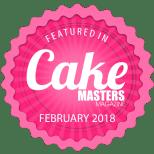 2. February 18 Cake Masters Magazine