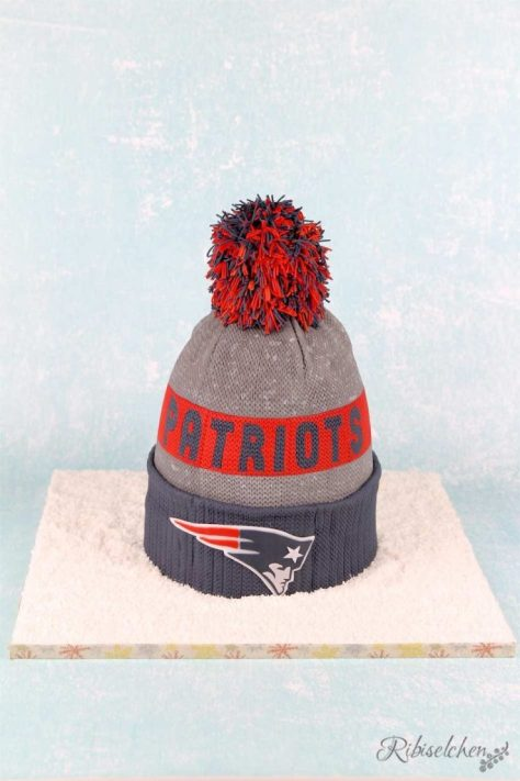 Mütze Torte - Knit Hat Cake