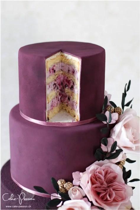 Hochzeitstorte - Cake-Passion