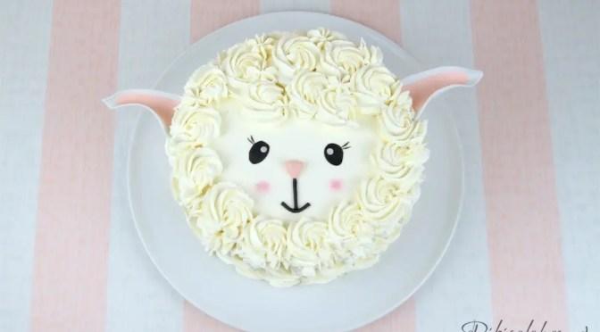 Schäfchen Torte