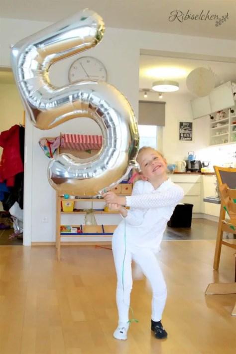 Schaf Party - Geburtstagszahl