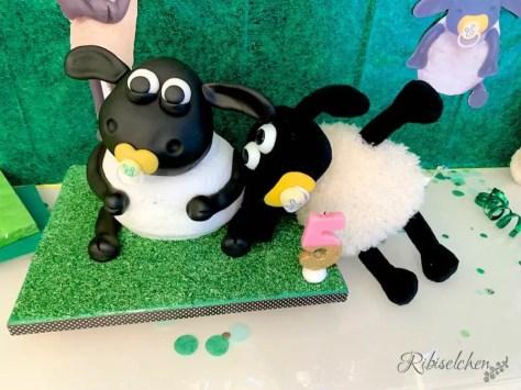 Shaun, das Schaf-Party mit Timmy Torte
