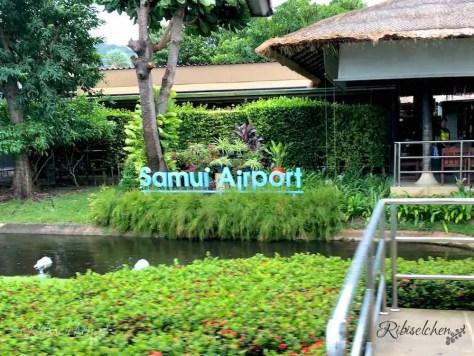 Koh Samui Flughafen