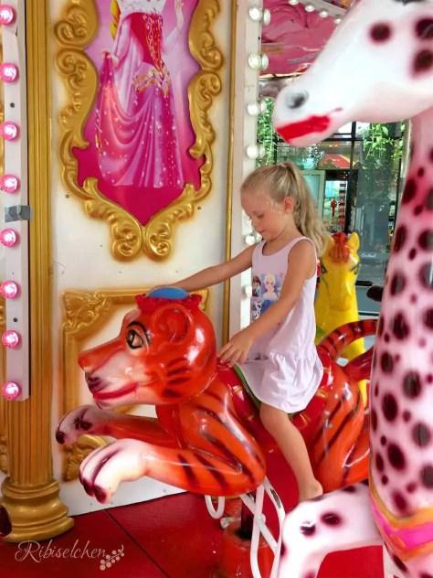 Shopping Koh Samui mit Kindern
