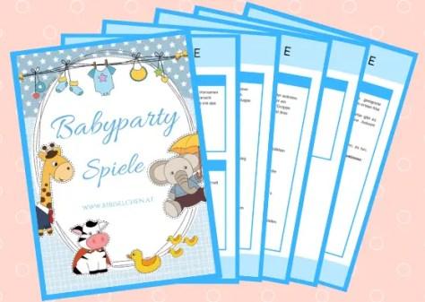 Gratis Babyparty Spiele Download