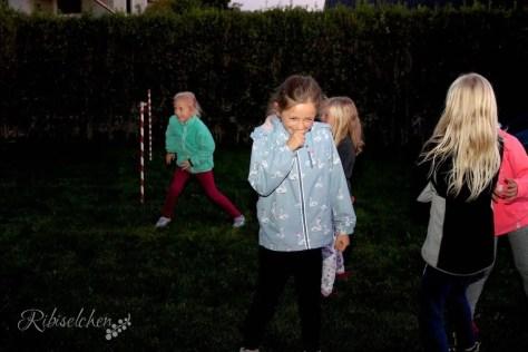 Pyjamaparty Partyspiel
