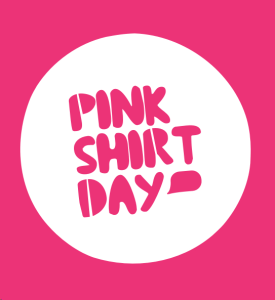 pink shirt day is on february 24th r i baker middle school