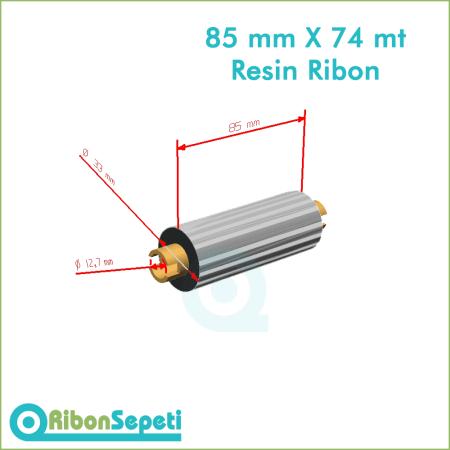 85 mm X 74 mt Resin Ribon Fiyatı (Online Satın Al)