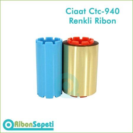 CIAAT CTC-940 Renkli Kart Yazıcı 200 'lük Ribon