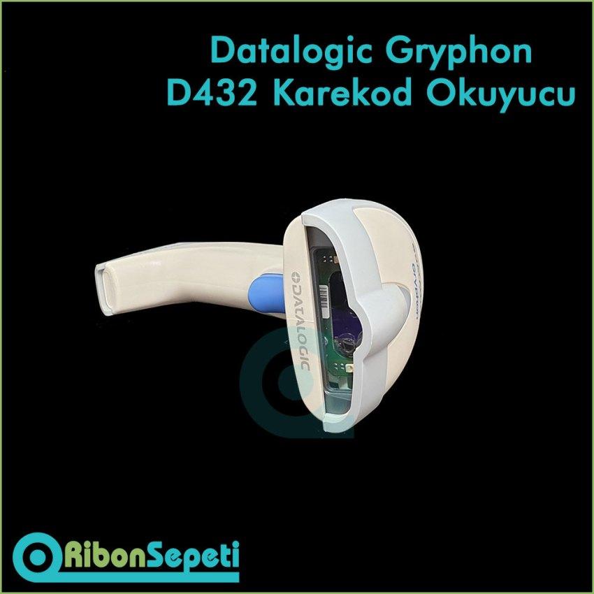 Datalogic D432 Kablolu Karekod Okuyucu