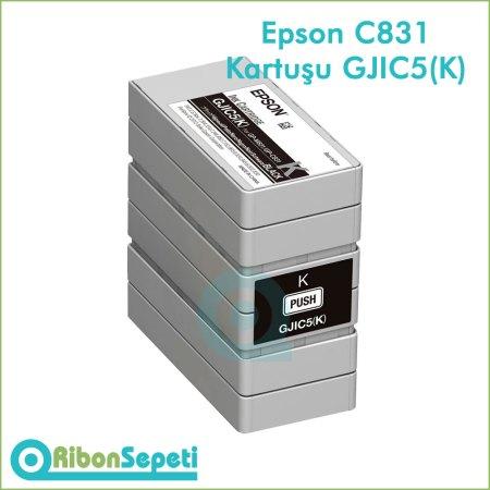 GJIC5(K) - Epson C831 Kartuşu GJIC5 Black - Fiyat