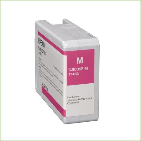 Epson Colorworks Cw C6000 & Cw C6500 SJIC36P-M Magenta Kartuş Fiyatı