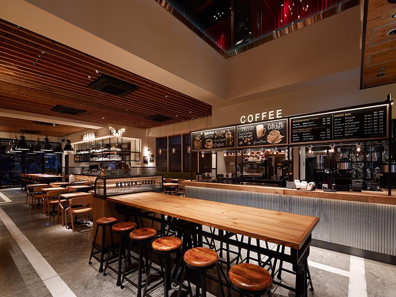 Ebisu Food Hall Ric Design