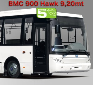 BMC 900 Hawk 9 mt E5