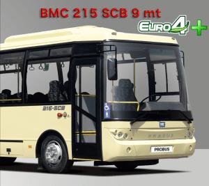 BMC Probus 215 SCB Euro 4 plus