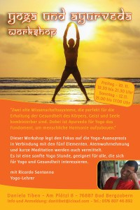 Yoga & Ayurveda in Bad Bergszabern